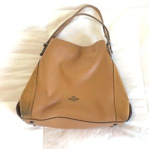 Coach - Leather / Suede Purse